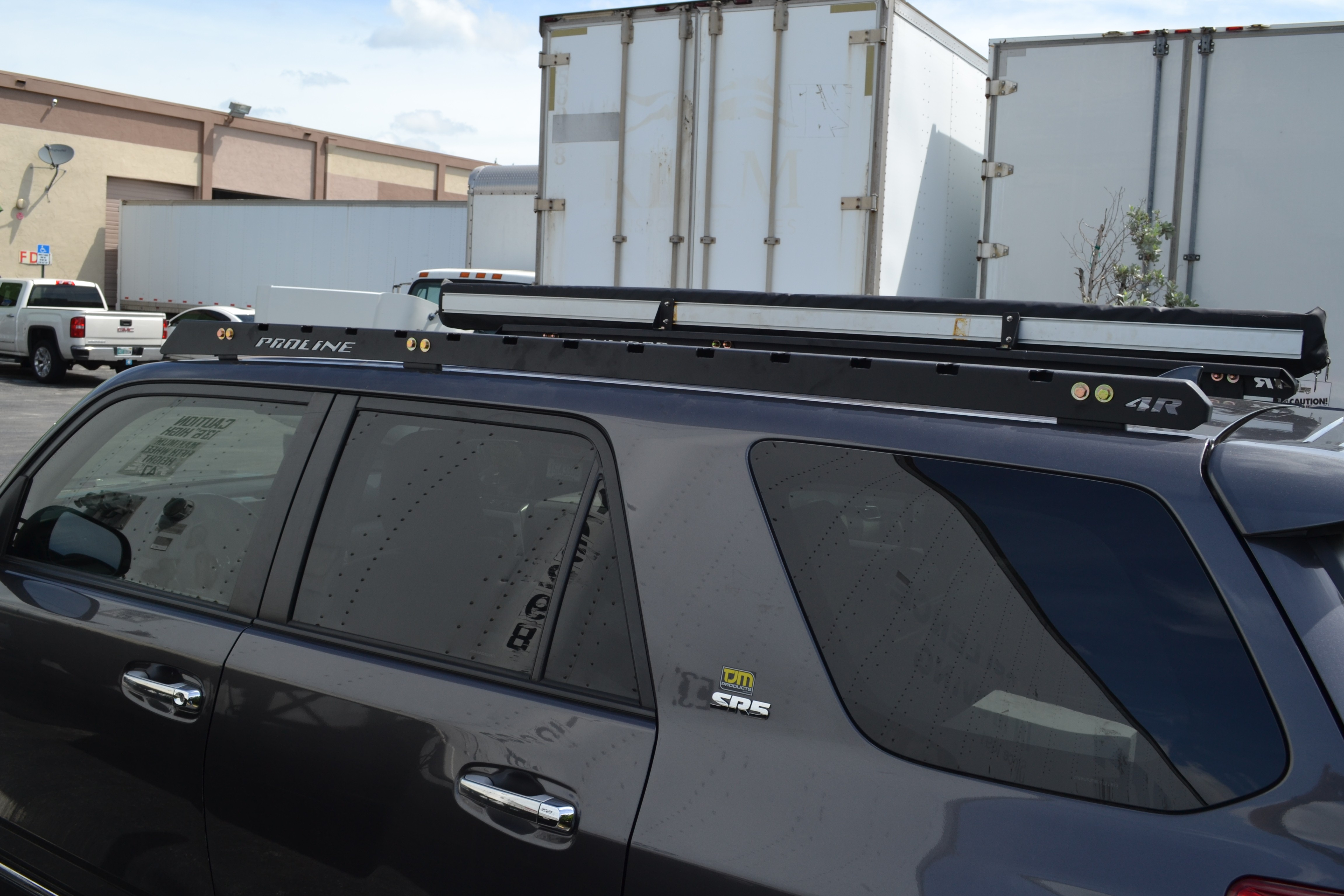 Toyota 4runner 2010 Up Roof Racks Proline 4wd Equipment