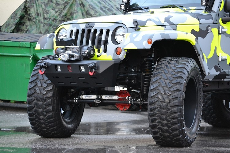 bumper jk jeep stubby jku wrangler bumpers proline