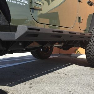 JK Rocksliders - Unlimited - Proline 4wd Equipment - Miami Florida