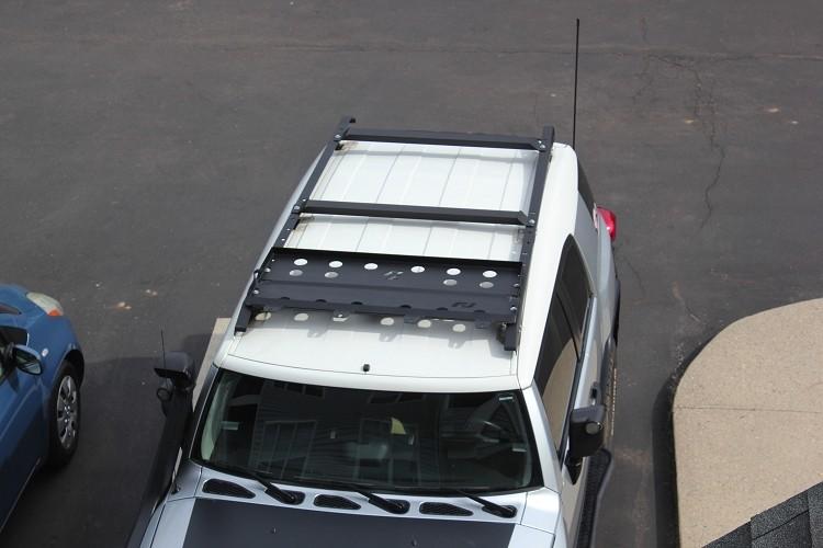 Fj Cruiser Roof Racks Proline 4wd Equipment Miami Florida