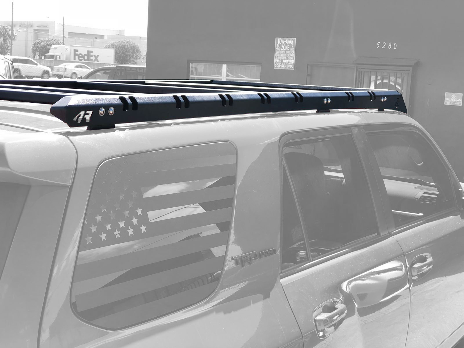 Roof Racks For Toyota 4runner Flat Roof