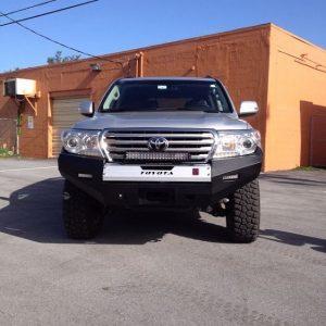 Toyota Land Cruiser J200 Front Elite Bumper - Proline 4wd Equipment - Miami Florida