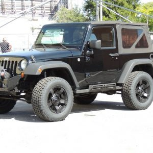 JK Rocksliders - 2 Doors - Proline 4wd Equipment - Miami Florida
