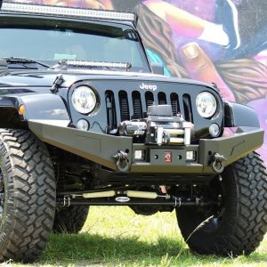 JK Front Elite X Full bumper - Proline 4wd Equipment - Miami Florida