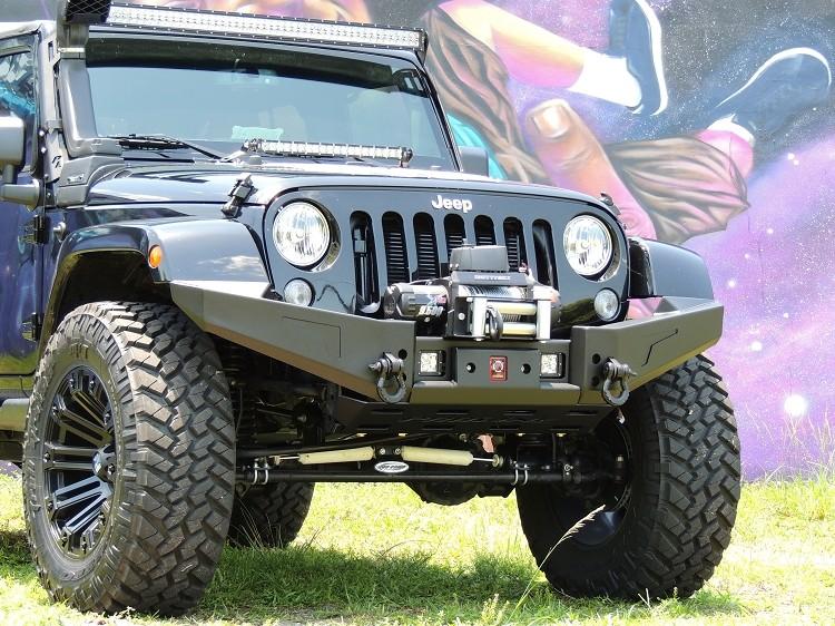 JK Front Elite X Full bumper - Proline 4wd Equipment - Miami Florida
