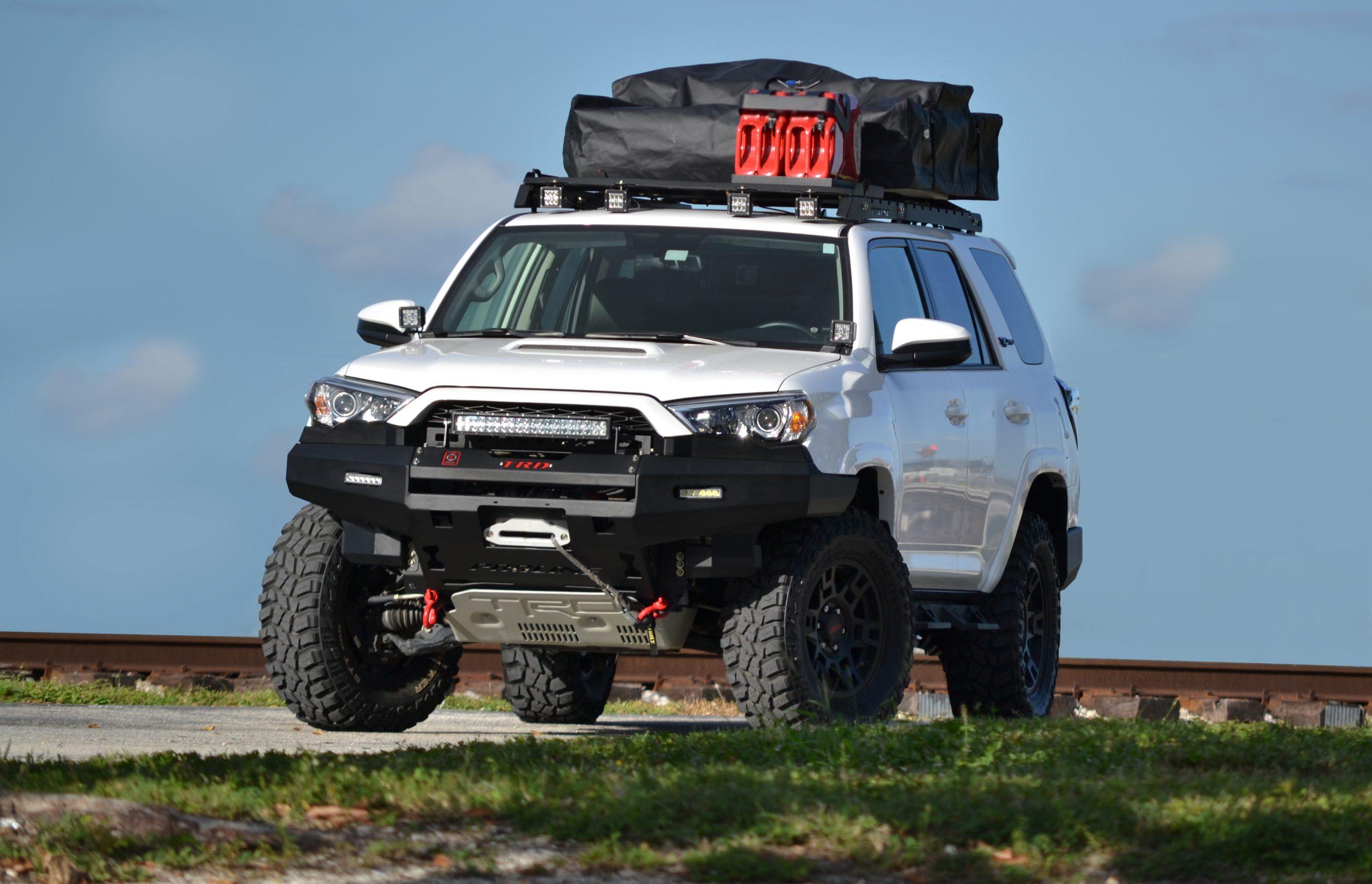 Toyota 4runner 5th Gen Front Elite Bumper Fits 2010 2018 Proline 4wd Equipment Miami Florida