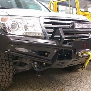 Toyota Land Cruiser J200 Front Rally Bumper - Proline 4wd Equipment - Miami Florida