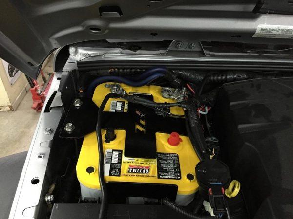 Dual batery tray - Proline 4wd Equipment - Miami Florida