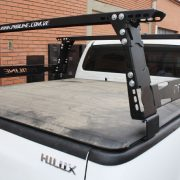 Adjustable Bed Rack Fit Most Pick Up Trucks Proline
