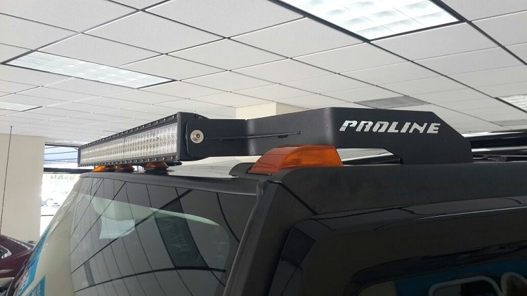 Hummer H2 50 Quot Or 52 Quot Roof Light Mount Proline 4wd