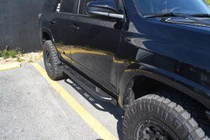 Rock Sliders 5th Gen Toyota 4runner Proline 4wd Equipment Miami Florida