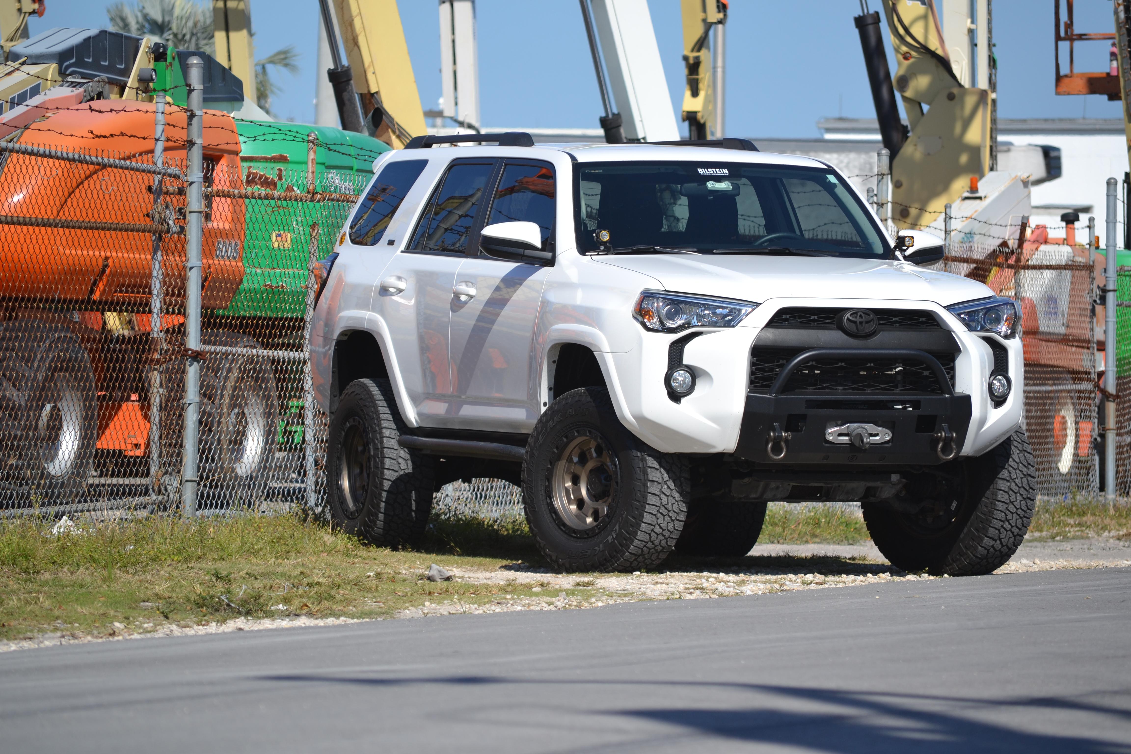 Toyota 4runner Bumper >> 4runner Pro X Front Bumper