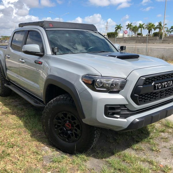 Toyota Tacoma 2016 Up Roof Rack Proline 4wd Equipment Miami Florida
