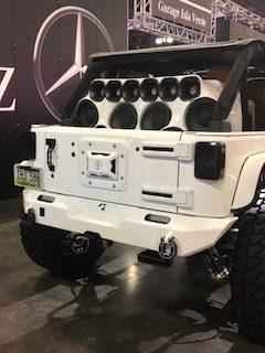Jeep Jk Tire Carrier Delete Proline 4wd Equipment